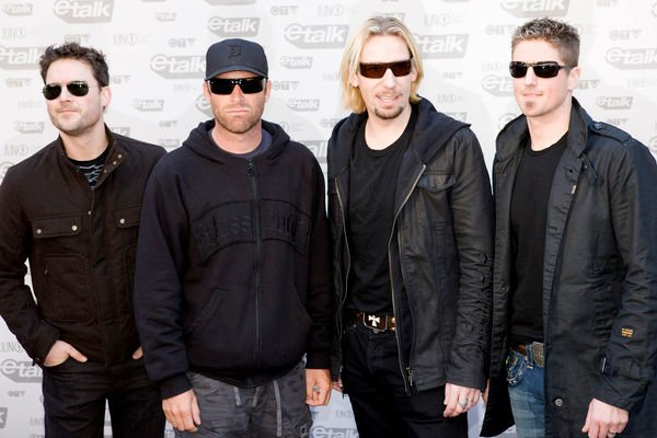 Nickelback<br>The 2009 Juno Awards Red Carpet Arrivals