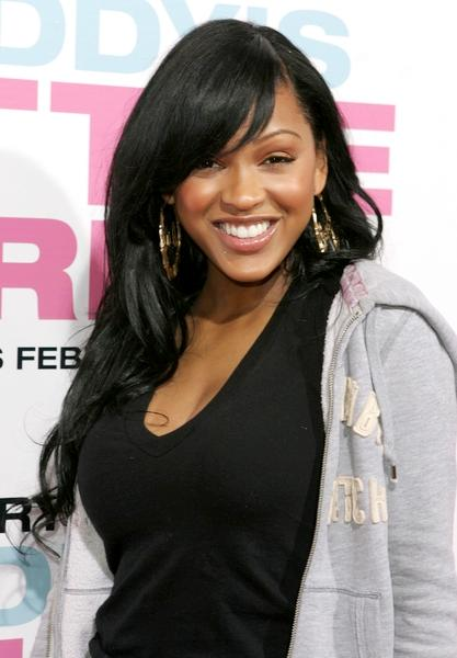 "The co-star of Columbus Short and Ne-Yo in ""Stomp the Yard"", Meagan Good,"
