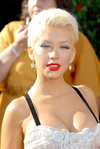 Dirrty Singer Christina Aguilera Snapped Without Underwear