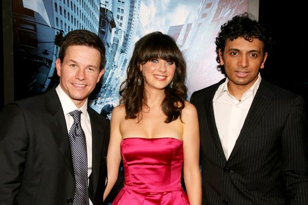 Zooey Deschanel, Mark Wahlberg, M. Night Shyamalan