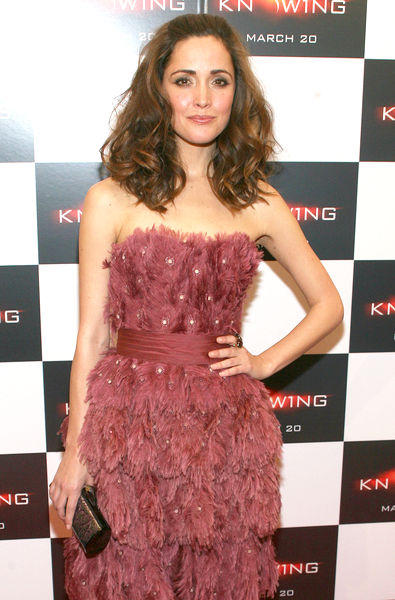 """Knowing"" New York Premiere - Arrivals"