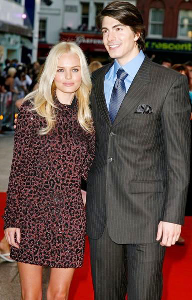 Brandon Routh, Kate Bosworth