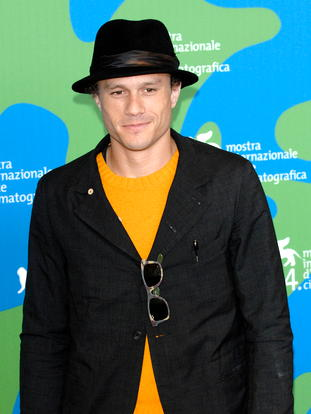 Heath Ledger<br>64th Annual Venice Film Festival - Day 7 - I'm Not There - Movie Photocall