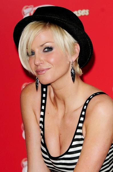 Sarah Harding, Girls Aloud