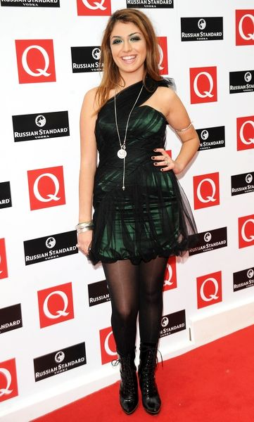 2008 Q Awards - Arrivals