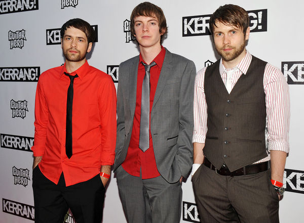 In Case Of Fire<br>Kerrang! Awards 2009 - Arrivals