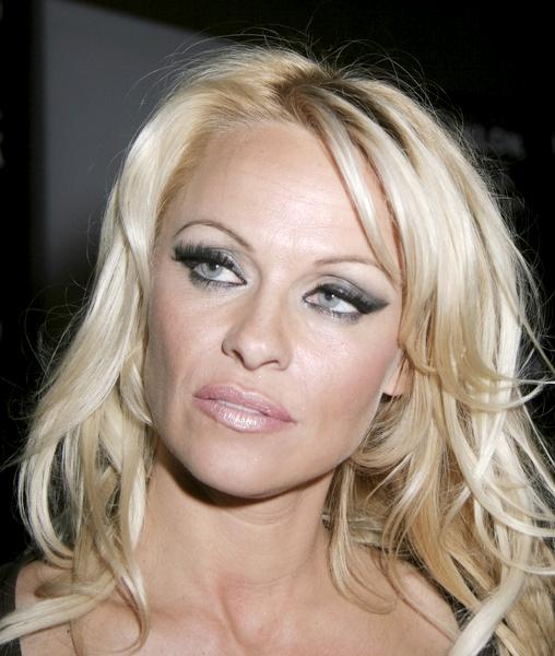 tommy lee and pamela anderson pictures. Pamela Anderson#39;s First