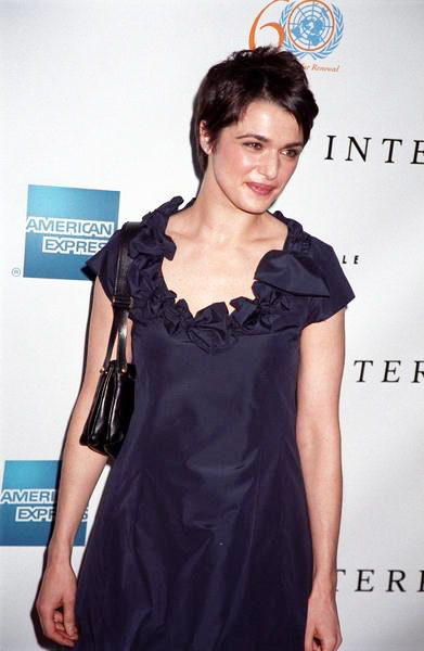 Rachel Weisz<br>The Interpreter Movie Premiere at the 4th Annual Tribeca Film Festival