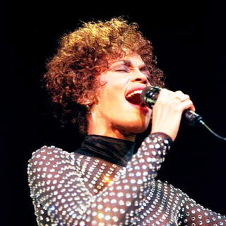 Whitney Houston in