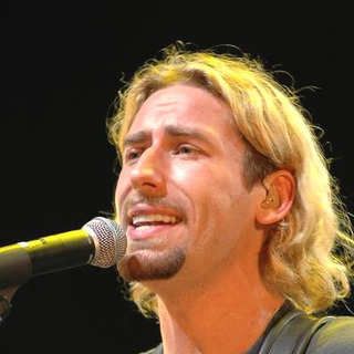 Nickelback Performing at the Tweeter Center Chicago