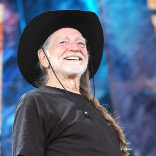 Willie Nelson in Farm Aid 2005