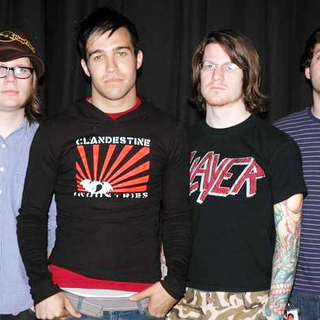 Fall Out Boy in Vans Warped Tour