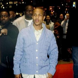 T.I. in Private screening of ATL, latest movie with T.I. Hosted by WGCI Radio Station