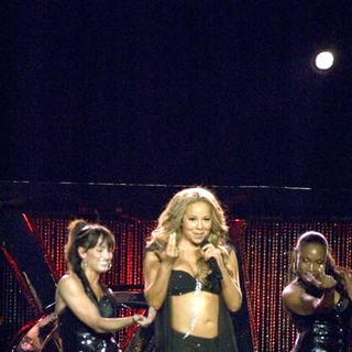 Mariah Carey - The Emancipation of Mimi Tour at Chicago's United Center