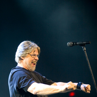 Bob Seger on Face The Promise Tour - ADB-008565