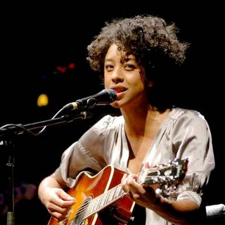 Corinne Bailey Rae in Supporting John Legend's Once Again Tour