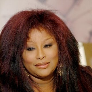 Chaka Khan in The Chaka Khan Experience with Dedry Jones of the Music Experience