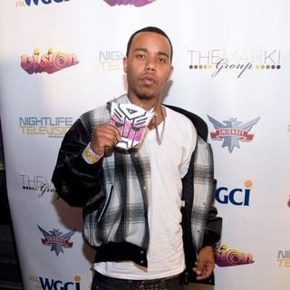 Yung Berg - WGCI Radio Chicago Presents...America's Next Top Model Birthday Celebration For Jaslene Gonzalez
