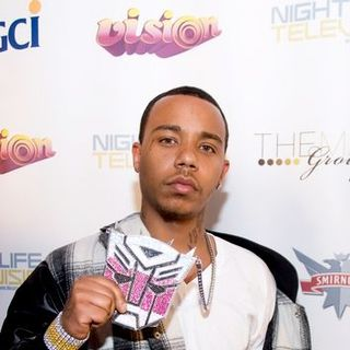 Yung Berg in WGCI Radio Chicago Presents...America's Next Top Model Birthday Celebration For Jaslene Gonzalez