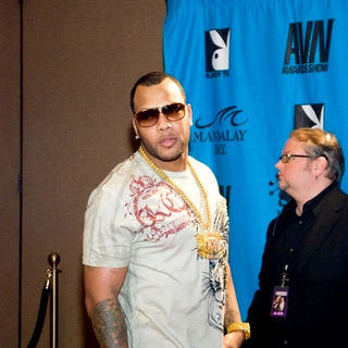 Flo Rida in The 26th Annual AVN Adult Movie Awards Red Carpet Arrivals - January 10, 2009