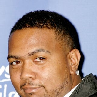 Timbaland in 8th Annual NARAS Heroes Awards
