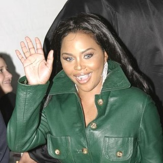 Lil' Kim in Hip Hop Summit Race To The Polls