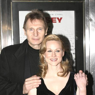 Liam Neeson in Kinsey Movie Premiere