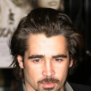 Colin Farrell in Alexander Movie Premiere