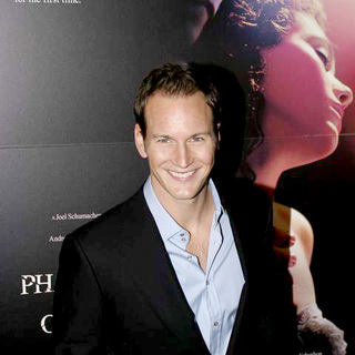 Patrick Wilson in The Phantom Of The Opera Movie Premiere