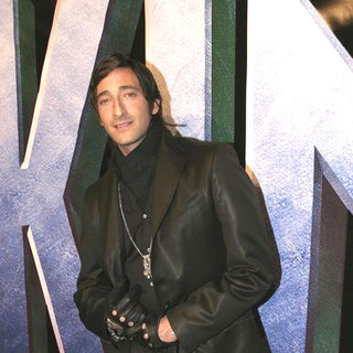Adrien Brody in King Kong New York World Premiere - Outside Arrivals