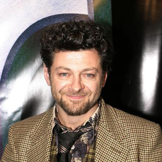Andy Serkis in King Kong New York World Premiere - Outside Arrivals