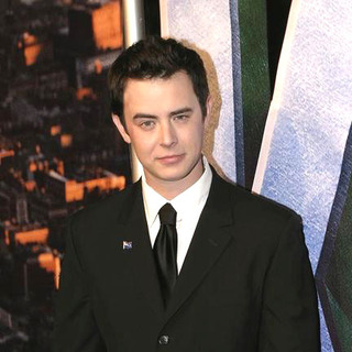 Colin Hanks in King Kong New York World Premiere - Outside Arrivals