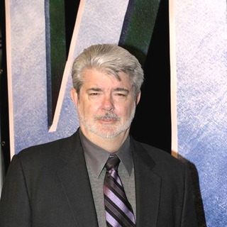 George Lucas in King Kong New York World Premiere - Outside Arrivals