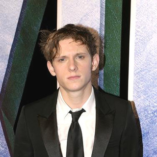 Jamie Bell in King Kong New York World Premiere - Outside Arrivals