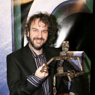 Peter Jackson in King Kong New York World Premiere - Outside Arrivals
