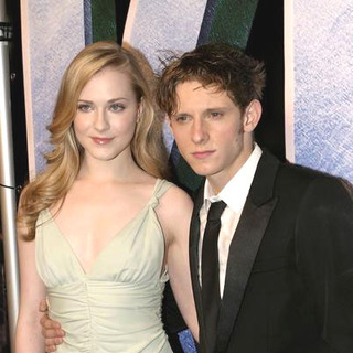 Jamie Bell, Evan Rachel Wood in King Kong New York World Premiere - Outside Arrivals