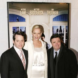Nathan Lane in The Producers New York City Movie Premiere - Inside Arrivals - AGM-003873