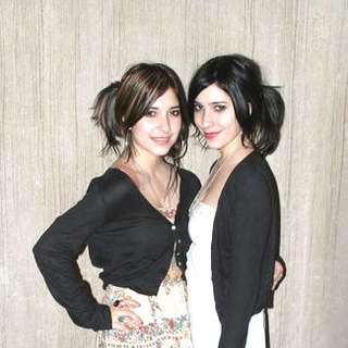 The Veronicas in The Veronicas Performance and Meet and Greet - New York