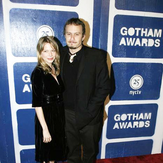 Heath Ledger in IFP's 15th Annual Gotham Awards - Arrivals - AGM-003979