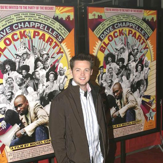 Damien Fahey in Dave Chappelle's Block Party New York City Premiere