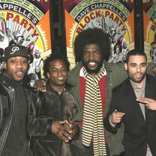 The Roots in Dave Chappelle's Block Party New York City Premiere