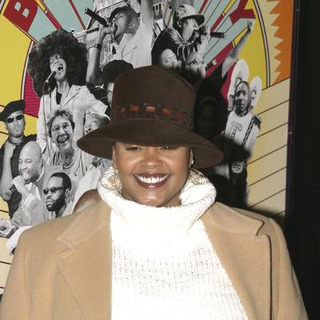 Jill Scott in Dave Chappelle's Block Party New York City Premiere
