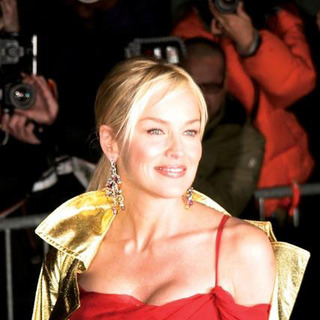 Sharon Stone - Sony Pictures' premiere of