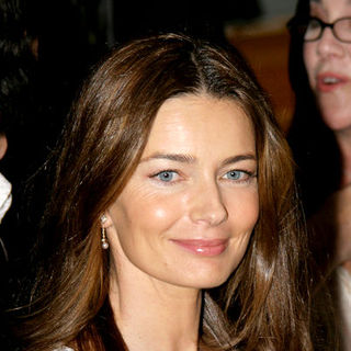 Paulina Porizkova in No Direction Home: Bob Dylan New York City Premiere