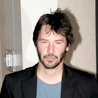 Keanu Reeves in A Scanner Darkly Screening in New York