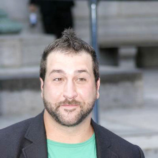 Joey Fatone in Lady In The Water New York Premiere