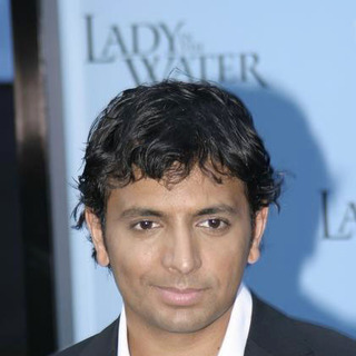 M. Night Shyamalan in Lady In The Water New York Premiere