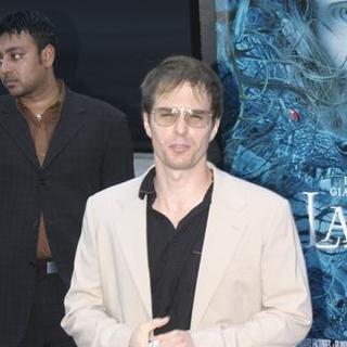 Sam Rockwell in Lady In The Water New York Premiere