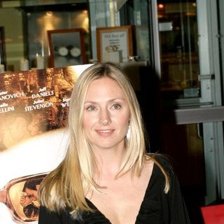 Hope Davis in Infamous Movie Premiere - Arrivals