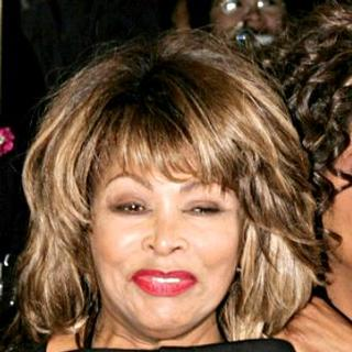 Tina Turner in The Color Purple Broadway Opening Night - Arrivals